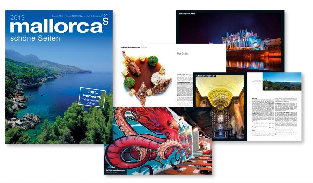 Magazin, Mallorcas schöne Seiten